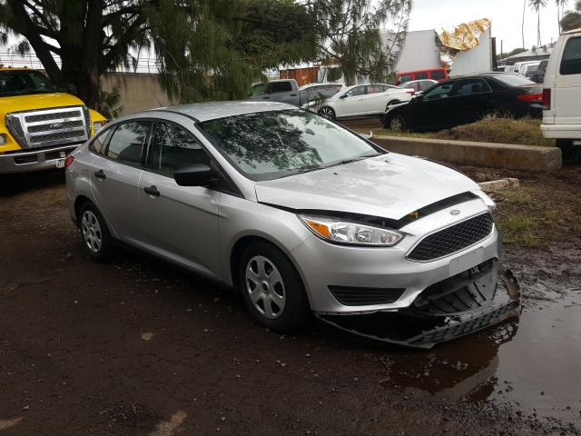Salvage cars for sale from Copart Kapolei, HI: 2018 Ford Focus S