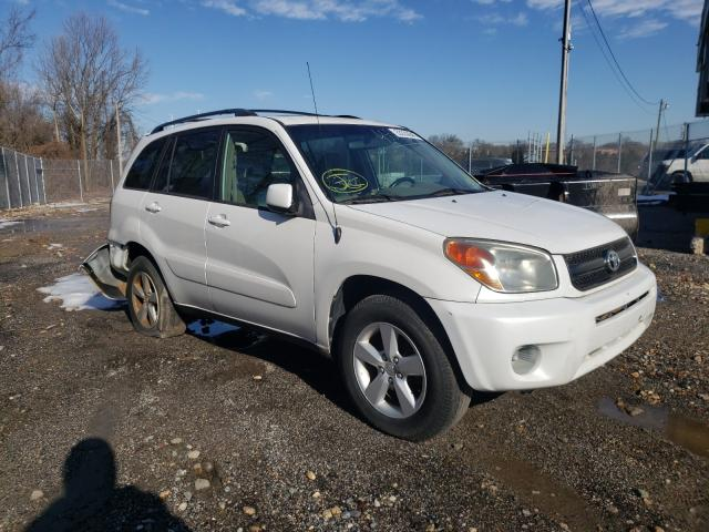 Salvage cars for sale from Copart Baltimore, MD: 2004 Toyota Rav4