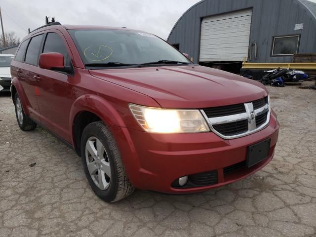 Salvage cars for sale from Copart Wichita, KS: 2010 Dodge Journey
