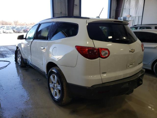2010 CHEVROLET TRAVERSE L 1GNLVGED8AS132116