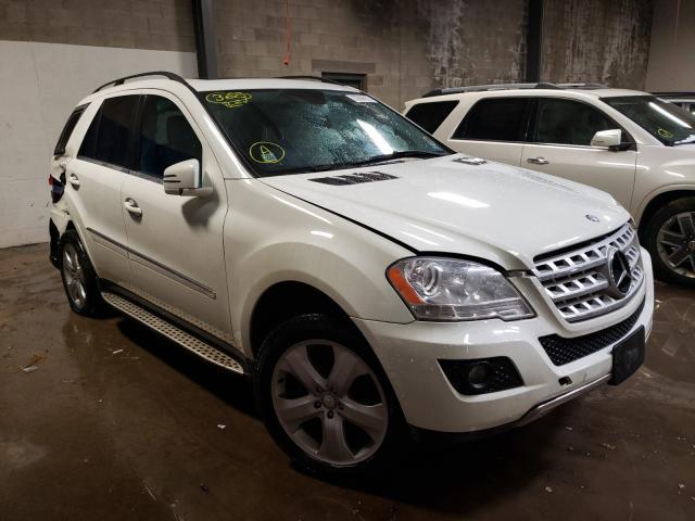 Mercedes-Benz Vehiculos salvage en venta: 2011 Mercedes-Benz ML 350 4matic
