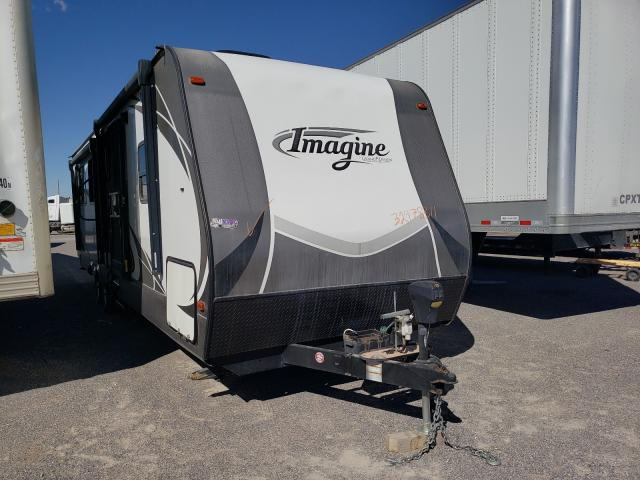 Imag salvage cars for sale: 2016 Imag Trailer