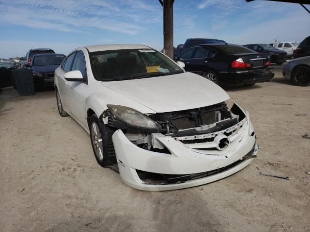 Salvage cars for sale from Copart Temple, TX: 2010 Mazda 6 I
