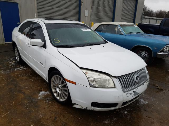 Salvage cars for sale at Memphis, TN auction: 2007 Mercury Milan Premium