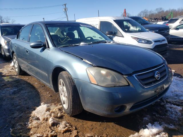 Nissan Altima salvage cars for sale: 2002 Nissan Altima