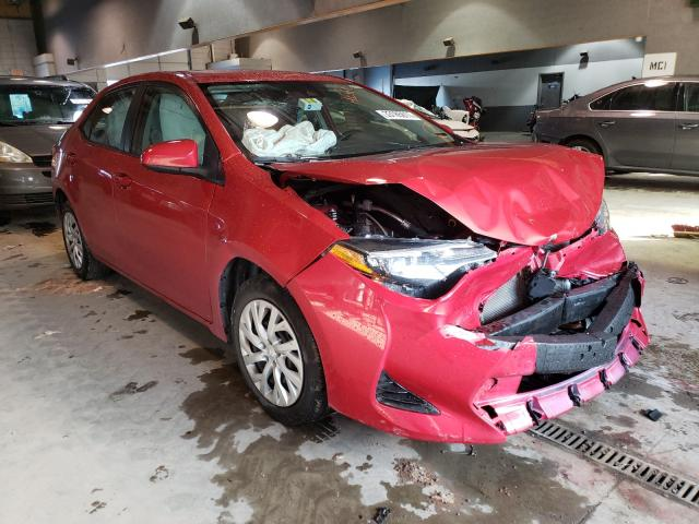Salvage cars for sale from Copart Sandston, VA: 2019 Toyota Corolla L
