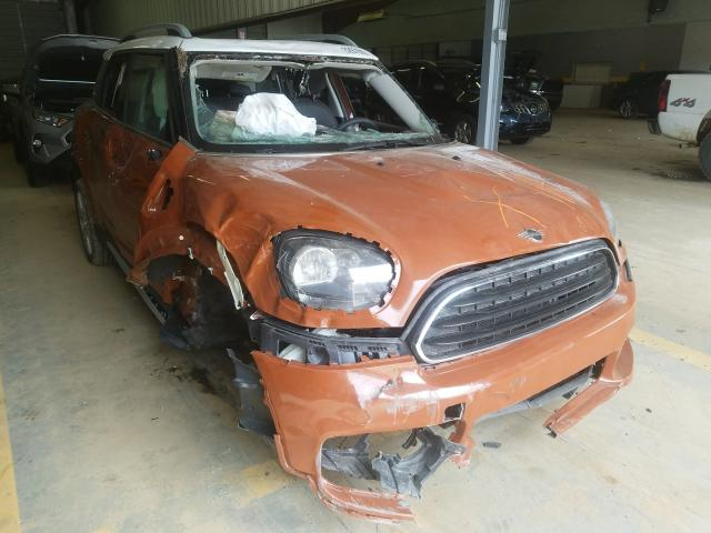 Mini salvage cars for sale: 2020 Mini Cooper COU