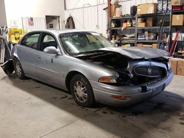 Buick salvage cars for sale: 2005 Buick Lesabre LI