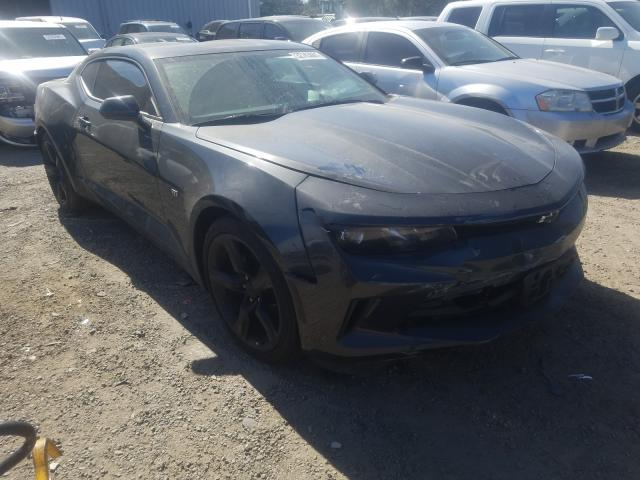 Salvage cars for sale from Copart Jacksonville, FL: 2016 Chevrolet Camaro LT