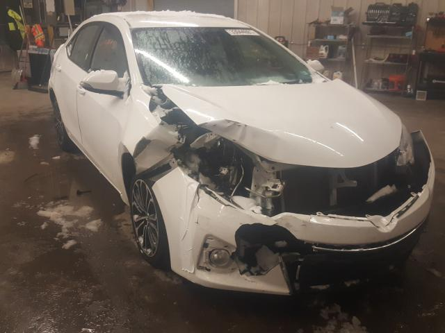 Salvage cars for sale from Copart Candia, NH: 2016 Toyota Corolla L