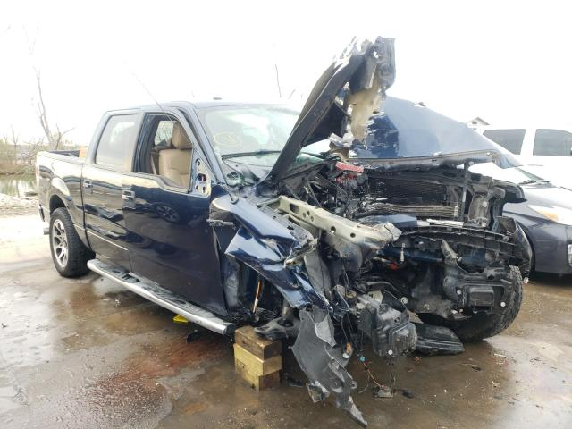 Salvage cars for sale from Copart Grand Prairie, TX: 2014 Ford F150 Super