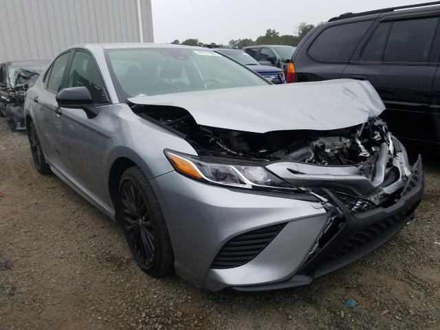 Salvage 2020 TOYOTA CAMRY - Small image. Lot 32311061