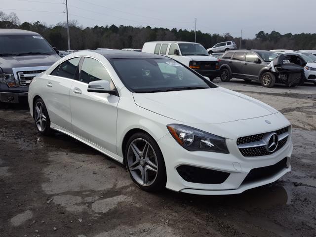 2015 Mercedes-Benz CLA 250 en venta en Savannah, GA