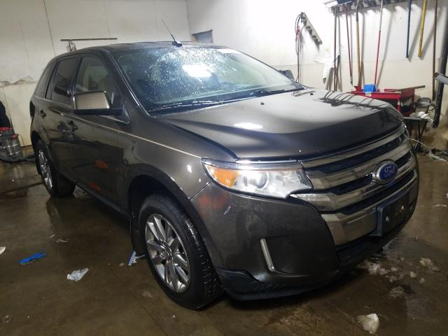 Salvage 2011 FORD EDGE - Small image