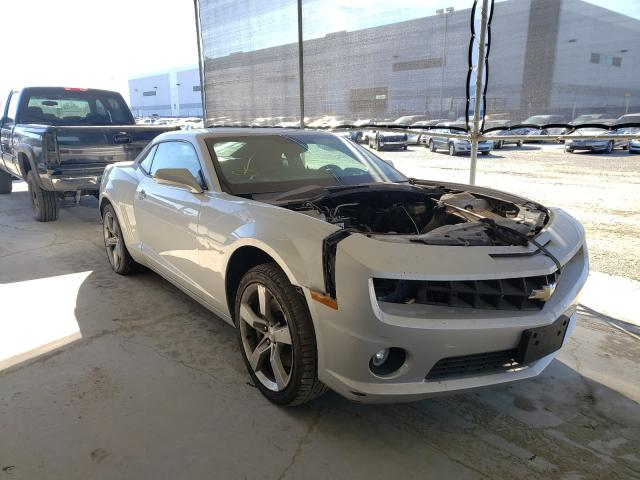 Salvage cars for sale from Copart Hayward, CA: 2011 Chevrolet Camaro 2SS