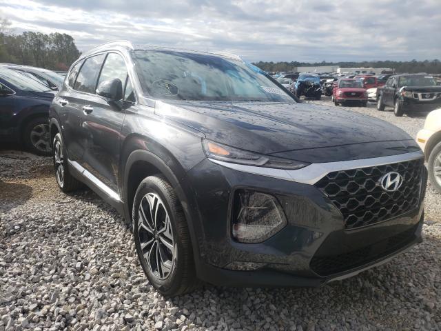 Vehiculos salvage en venta de Copart Eight Mile, AL: 2020 Hyundai Santa FE S