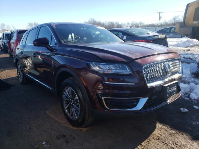 Lincoln Nautilus salvage cars for sale: 2020 Lincoln Nautilus