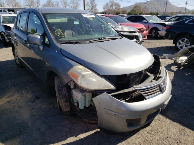 Salvage cars for sale from Copart Colton, CA: 2007 Nissan Versa S