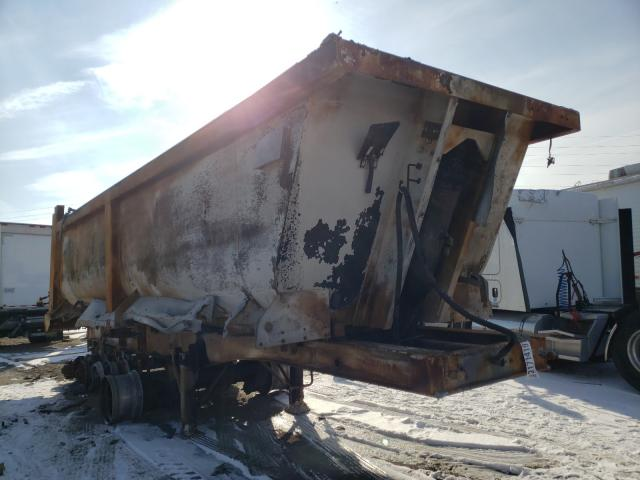 East Manufacturing Trailer salvage cars for sale: 2016 East Manufacturing Trailer