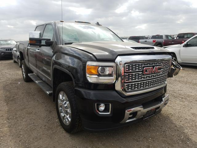 Salvage cars for sale from Copart Houston, TX: 2019 GMC Sierra K25