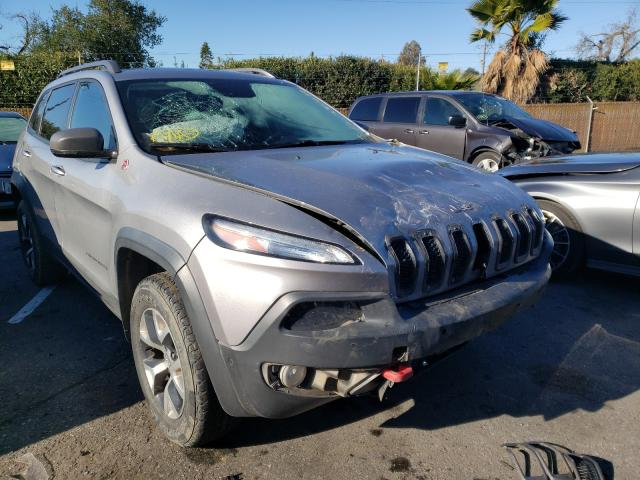 Jeep Vehiculos salvage en venta: 2014 Jeep Cherokee T