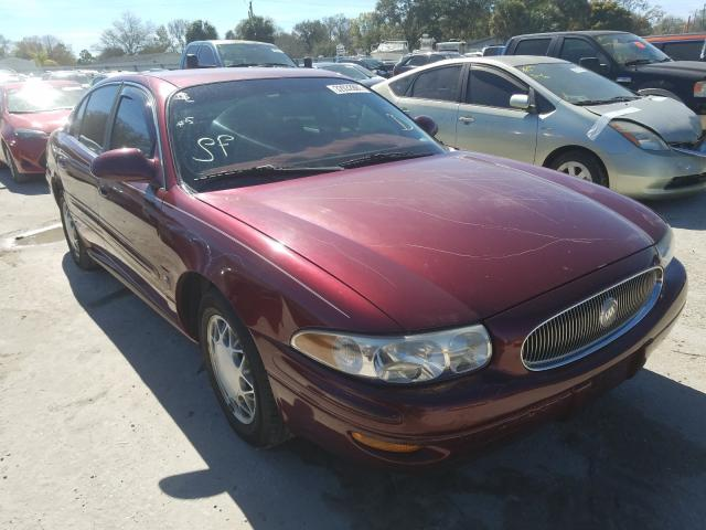 Salvage cars for sale from Copart Punta Gorda, FL: 2000 Buick Lesabre CU