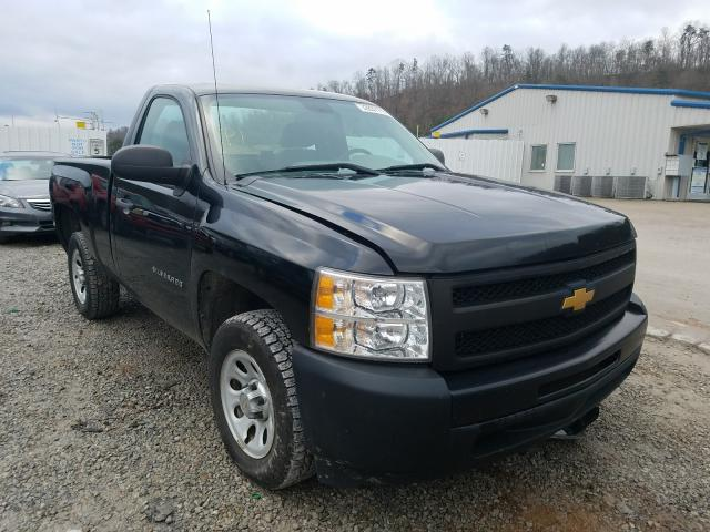 Salvage cars for sale from Copart Hurricane, WV: 2013 Chevrolet Silverado