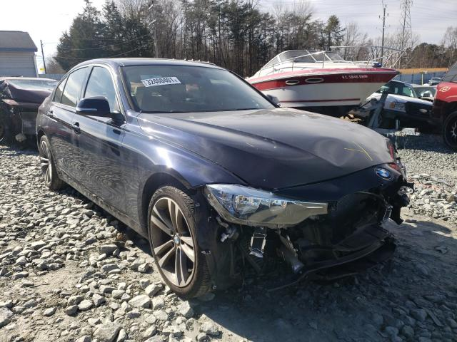 BMW salvage cars for sale: 2016 BMW 328 I Sulev