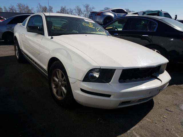Salvage cars for sale from Copart Colton, CA: 2008 Ford Mustang