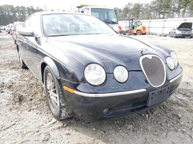 Jaguar S-Type salvage cars for sale: 2007 Jaguar S-Type
