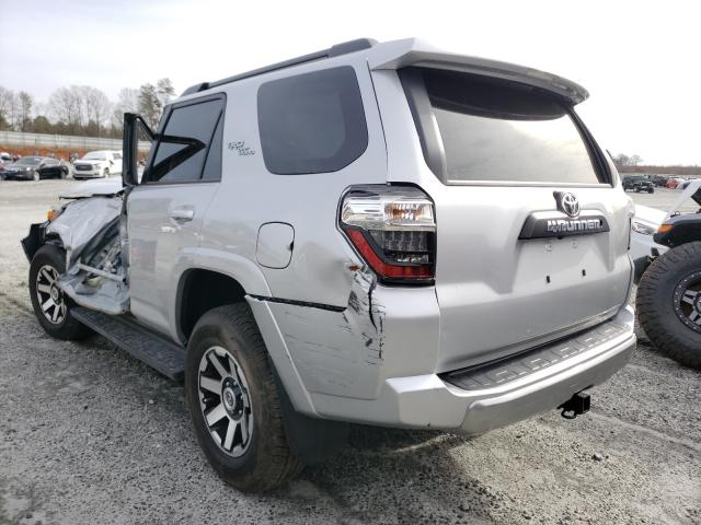 купить 2020 Toyota 4Runner Sr 4.0L JTEBU5JR1L5789401