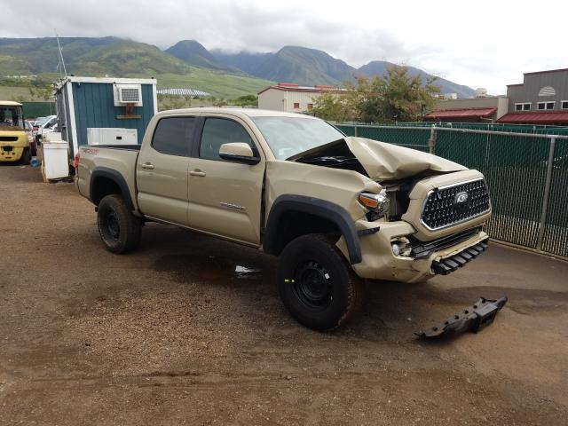 Salvage 2018 TOYOTA TACOMA - Small image. Lot 33151301