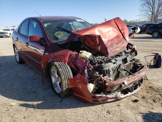 Salvage cars for sale from Copart Wichita, KS: 2006 Mazda 3 S