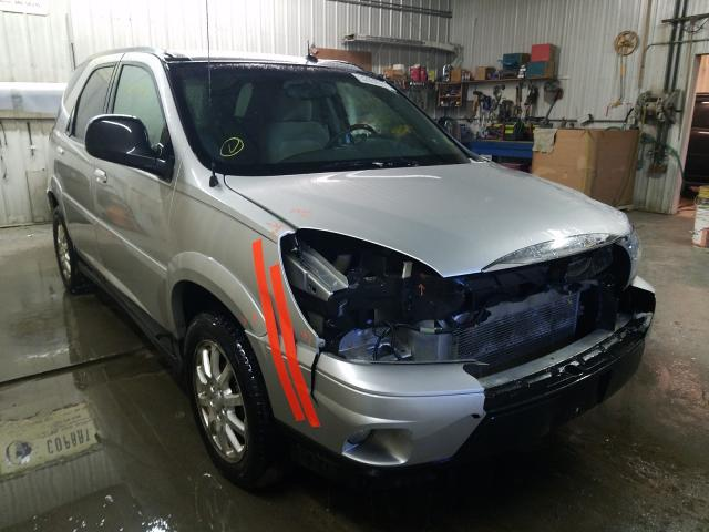 Buick salvage cars for sale: 2006 Buick Rendezvous
