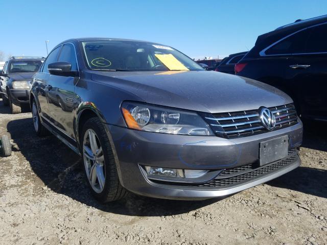 2012 Volkswagen PASSAT | Vin: 1VWCN7A3XCC107007