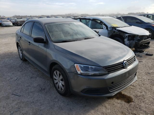 Salvage cars for sale from Copart Temple, TX: 2014 Volkswagen Jetta Base