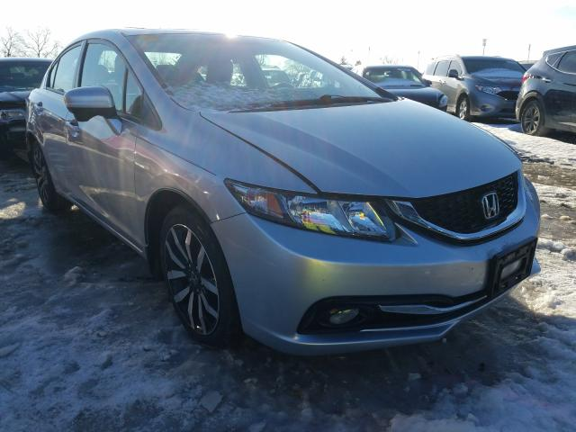 2015 Honda Civic EXL for sale in Columbus, OH