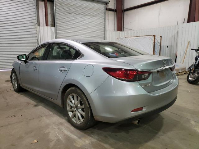 2016 MAZDA 6 SPORT - Right Front View
