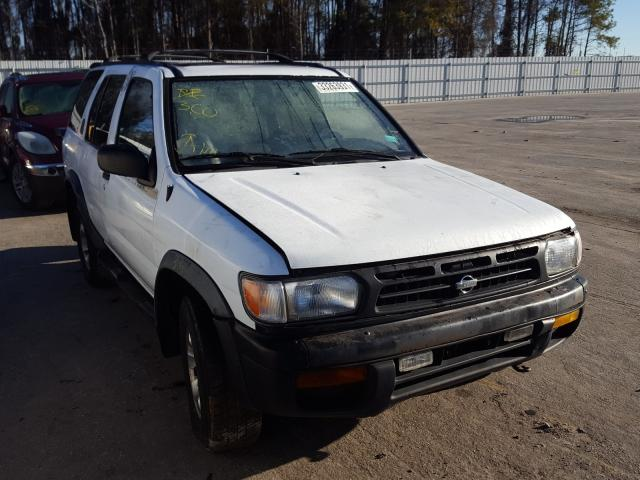 Nissan Pathfinder salvage cars for sale: 1997 Nissan Pathfinder