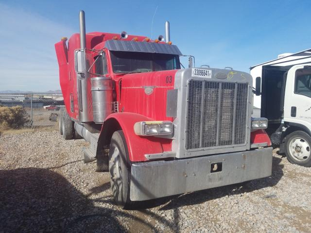 Peterbilt 379 salvage cars for sale: 1999 Peterbilt 379