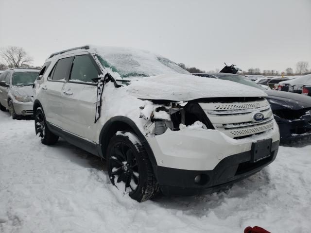Salvage 2011 FORD EXPLORER - Small image. Lot 32935741