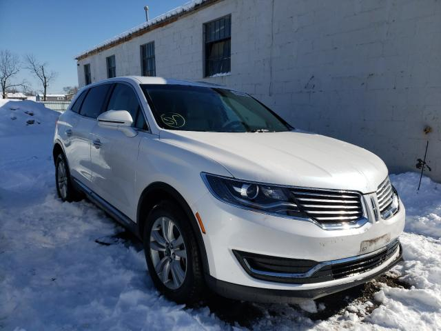 Lincoln salvage cars for sale: 2018 Lincoln MKX Premium