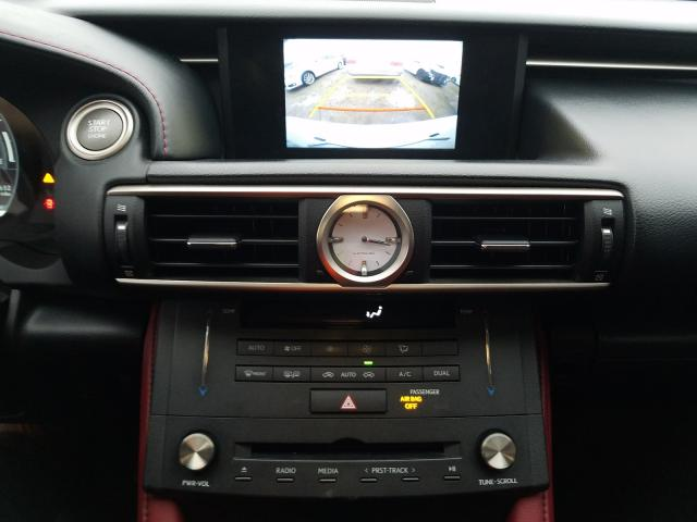 2015 LEXUS RC 350 - Odometer View