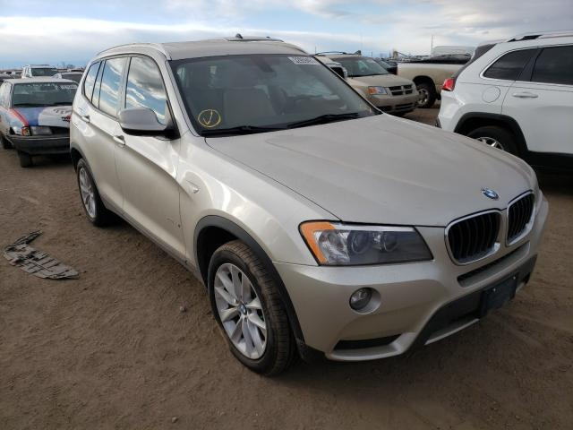 2013 BMW X3 XDRIVE2 5UXWX9C52D0A08027