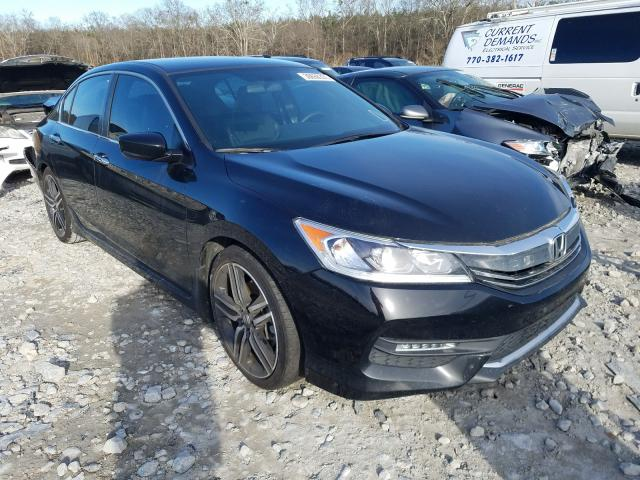 2017 Honda Accord Sport for sale in Cartersville, GA