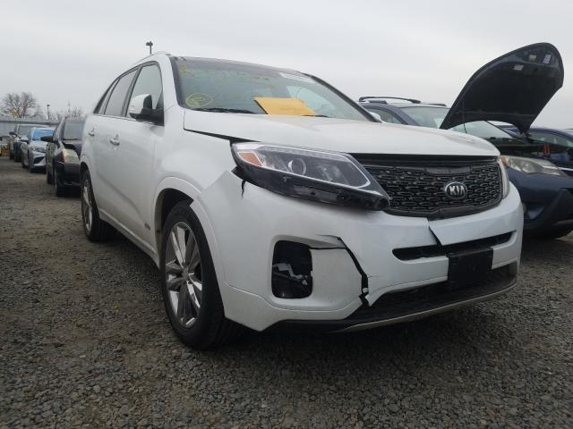 2014 KIA Sorento SX for sale in Sacramento, CA