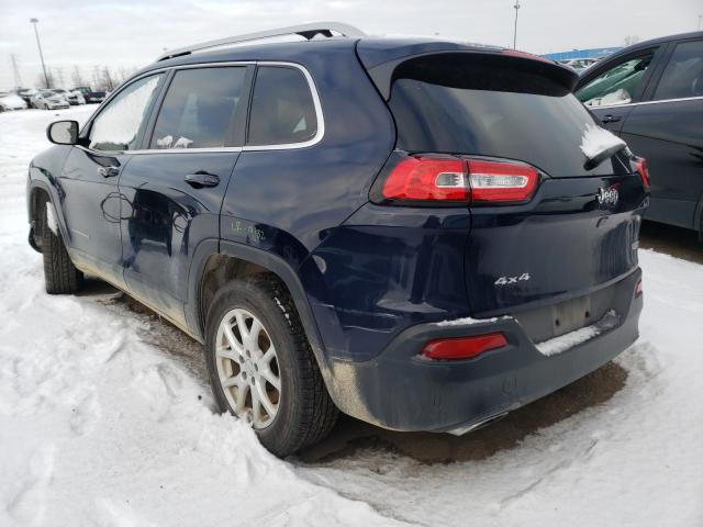 2015 JEEP CHEROKEE L - Right Front View