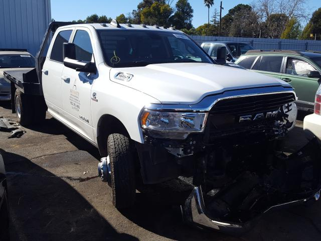 Salvage cars for sale from Copart Vallejo, CA: 2020 Dodge RAM 3500