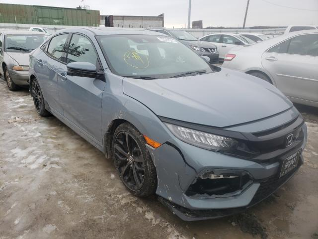 2021 Honda Civic Sport for sale in Columbus, OH