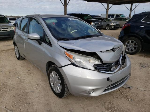Salvage cars for sale from Copart Temple, TX: 2015 Nissan Versa Note